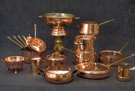copper  restoration services