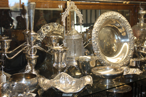 Professional Silver Polishing and Restoration